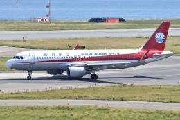 @たかひろさんが、関西国際空港で撮影した四川航空 A320-214の航空フォト(飛行機 写真・画像)