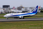 Takehiro-2018さんが、伊丹空港で撮影した全日空 737-881の航空フォト(写真)