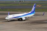 Takehiro-2018さんが、羽田空港で撮影した全日空 737-881の航空フォト(写真)