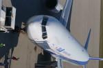 kij niigataさんが、新潟空港で撮影した全日空 767-381の航空フォト(写真)
