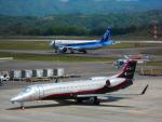 Airlines Japan - 767さんが、高松空港で撮影したマン島企業所有 EMB-135BJ Legacy 650の航空フォト(写真)