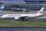 Chofu Spotter Ariaさんが、羽田空港で撮影した日本航空 777-246/ERの航空フォト(写真)