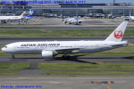 Chofu Spotter Ariaさんが、羽田空港で撮影した日本航空 777-289の航空フォト(写真)