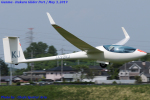 Chofu Spotter Ariaさんが、板倉滑空場で撮影した日本個人所有 ASW 27-18Eの航空フォト(飛行機 写真・画像)