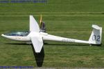 Chofu Spotter Ariaさんが、板倉滑空場で撮影した日本個人所有 DG-400の航空フォト(飛行機 写真・画像)
