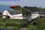 Chofu Spotter Ariaさんが、板倉滑空場で撮影した日本グライダークラブ A-1 Huskyの航空フォト(飛行機 写真・画像)