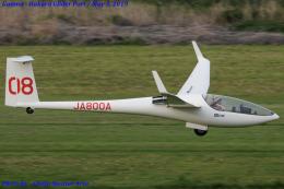 Chofu Spotter Ariaさんが、板倉滑空場で撮影した日本個人所有 DG-800Aの航空フォト(飛行機 写真・画像)
