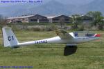 Chofu Spotter Ariaさんが、長野市滑空場で撮影した日本個人所有 SZD-55-1の航空フォト(写真)