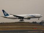 アイスコーヒーさんが、成田国際空港で撮影したニュージーランド航空 777-219/ERの航空フォト(飛行機 写真・画像)