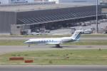 KAZFLYERさんが、羽田空港で撮影した海上保安庁 G-V Gulfstream Vの航空フォト(写真)