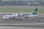 kuro2059さんが、台北松山空港で撮影した立栄航空 ATR-72-600の航空フォト(飛行機 写真・画像)