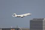 KAZFLYERさんが、羽田空港で撮影したTVPX ARS Inc Trustee G650 (G-VI)の航空フォト(飛行機 写真・画像)
