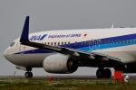 こだしさんが、静岡空港で撮影した全日空 737-881の航空フォト(写真)