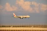 gibsonさんが、羽田空港で撮影した全日空 777-281の航空フォト(写真)