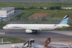 camelliaさんが、成田国際空港で撮影したエアプサン A321-231の航空フォト(写真)