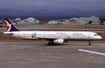 ITM58さんが、小松空港で撮影したマカオ航空 A321-131の航空フォト(写真)