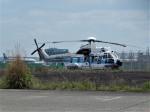 ヘリオスさんが、羽田空港で撮影した海上保安庁 EC225LP Super Puma Mk2+の航空フォト(写真)