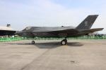 つっさんさんが、岩国空港で撮影したアメリカ海兵隊 F-35B Lightning IIの航空フォト(写真)