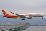 sachiさんが、関西国際空港で撮影した香港航空 A350-941XWBの航空フォト(写真)