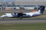 Wings Flapさんが、新千歳空港で撮影したオーロラ DHC-8-311Q Dash 8の航空フォト(写真)