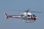 プルシアンブルーさんが、仙台空港で撮影した東邦航空 AS355F2 Ecureuil 2の航空フォト(写真)