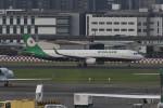 kuro2059さんが、台北松山空港で撮影したエバー航空 A321-211の航空フォト(写真)