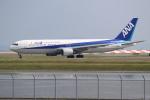 OMAさんが、岩国空港で撮影した全日空 767-381の航空フォト(写真)