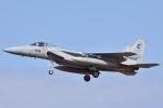 るかぬすさんが、小松空港で撮影した航空自衛隊 F-15J Eagleの航空フォト(飛行機 写真・画像)