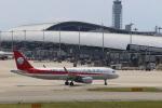 わいどあさんが、関西国際空港で撮影した四川航空 A320-214の航空フォト(写真)