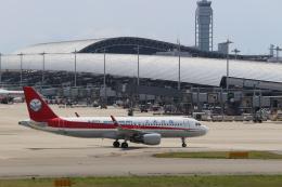 わいどあさんが、関西国際空港で撮影した四川航空 A320-214の航空フォト(飛行機 写真・画像)