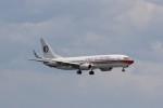 わいどあさんが、関西国際空港で撮影した中国東方航空 737-89Pの航空フォト(写真)