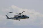 わいどあさんが、関西国際空港で撮影した海上保安庁 S-76Dの航空フォト(写真)