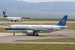 わいどあさんが、関西国際空港で撮影した中国南方航空 A320-214の航空フォト(写真)