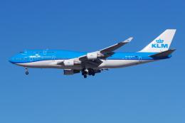 ロサンゼルス国際空港 - Los Angeles International Airport [LAX/KLAX]で撮影されたKLMオランダ航空 - KLM Royal Dutch Airlines [KL/KLM]の航空機写真