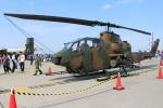 OMAさんが、岩国空港で撮影した陸上自衛隊 AH-1Sの航空フォト(飛行機 写真・画像)