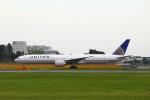 garrettさんが、成田国際空港で撮影したユナイテッド航空 777-322/ERの航空フォト(写真)