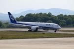 express999さんが、広島空港で撮影した全日空 787-8 Dreamlinerの航空フォト(写真)