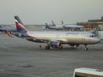 NIKEさんが、シェレメーチエヴォ国際空港で撮影したアエロフロート・ロシア航空 A320-214の航空フォト(写真)