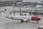 starlightさんが、ミュンヘン・フランツヨーゼフシュトラウス空港で撮影したノルウェー・エアシャトル 737-8JPの航空フォト(写真)