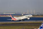 T.Sazenさんが、羽田空港で撮影したアメリカン航空 787-9の航空フォト(写真)