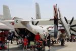 徳兵衛さんが、岩国空港で撮影したアメリカ海軍 C-2A Greyhoundの航空フォト(飛行機 写真・画像)