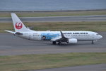 Tango-4さんが、中部国際空港で撮影した日本航空 737-846の航空フォト(写真)