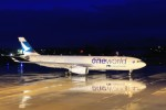 HNANA787さんが、花巻空港で撮影したキャセイパシフィック航空 A330-343Xの航空フォト(写真)