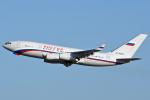 sachiさんが、関西国際空港で撮影したロシア航空 Il-96-300の航空フォト(写真)