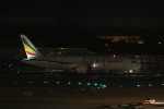 ツンさんが、成田国際空港で撮影したエチオピア航空 787-8 Dreamlinerの航空フォト(写真)