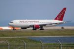 OMAさんが、岩国空港で撮影したオムニエアインターナショナル 767-224/ERの航空フォト(飛行機 写真・画像)
