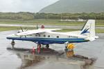 りんたろうさんが、新島空港で撮影した新中央航空 228-212の航空フォト(写真)