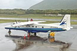 りんたろうさんが、新島空港で撮影した新中央航空 228-212の航空フォト(飛行機 写真・画像)
