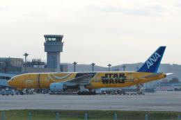 ひろぽ~んさんが、仙台空港で撮影した全日空 777-281/ERの航空フォト(飛行機 写真・画像)