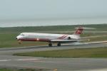 ひろぽ~んさんが、新潟空港で撮影した遠東航空 MD-83 (DC-9-83)の航空フォト(写真)